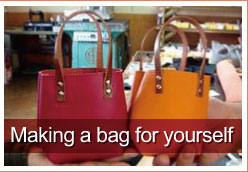 Making your own bags