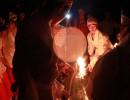 愛宕の火祭り