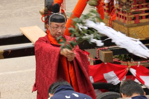 出石秋祭り